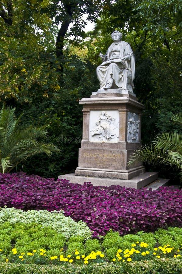 Franz Schubert lizenzfreie stockfotos