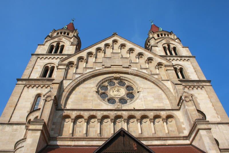 Franz von Assisi Kirche photographie stock libre de droits