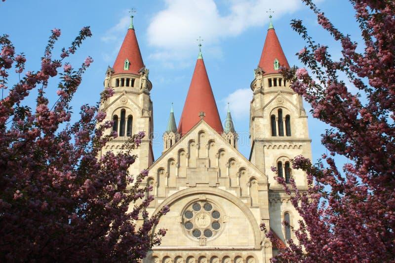 Franz von Assisi Kirche photos stock