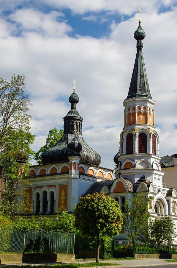 Download Franzensbad, République Tchèque Image stock - Image du tchèque, hôtel: 45366383