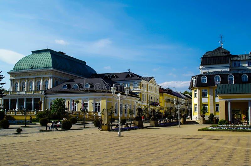 Download Franzensbad, République Tchèque Image stock éditorial - Image du community, avenue: 45367064