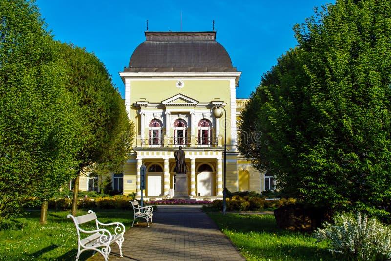 Download Franzensbad, République Tchèque Photo stock éditorial - Image du triangle, partie: 45368608