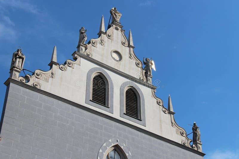 Franziskanerkirche - Vienne - l'Autriche photos libres de droits