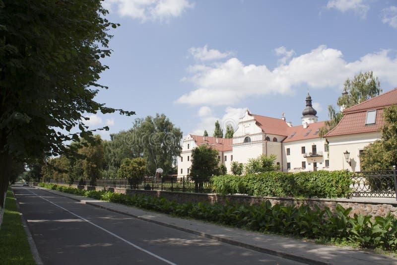Franziskanerkloster der Annahme-Kathedrale I lizenzfreie stockfotografie