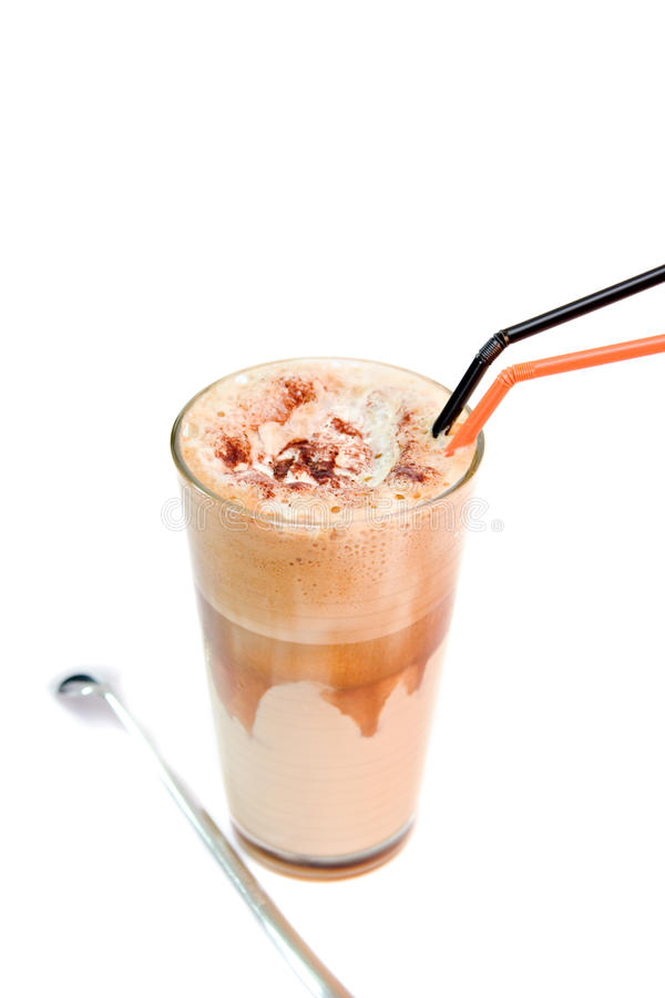 Frappe photo stock