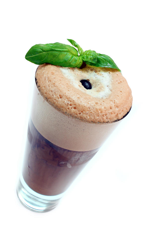 Download Frappe stock image. Image of coffee, iced, dessert, chocolate - 20103753