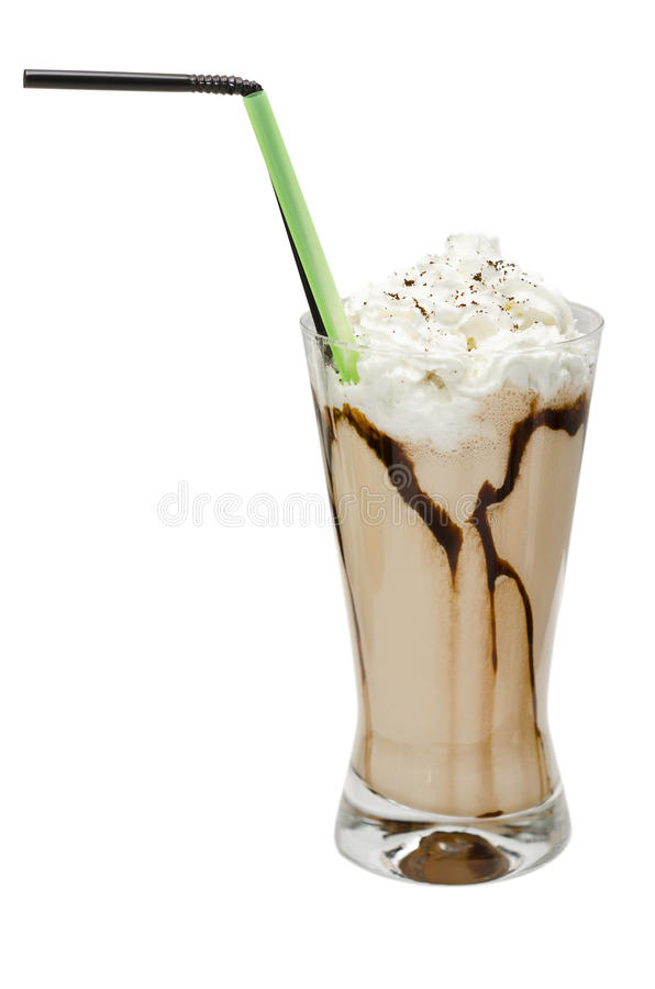 Download Frappe stock photo. Image of aroma, straw, milk, frappe - 22931730