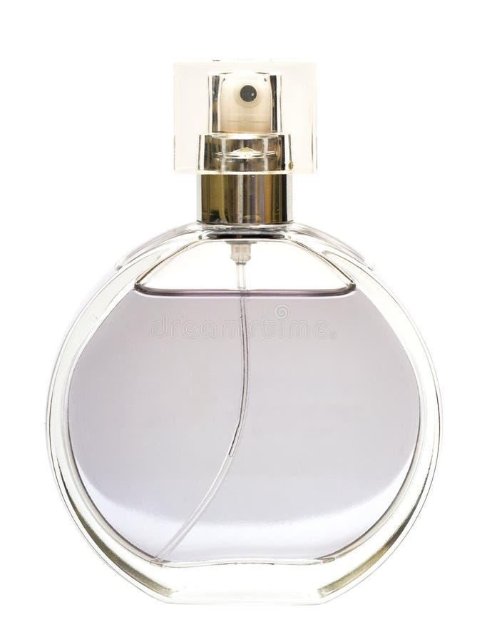 Frasco bonito do perfume fotos de stock royalty free