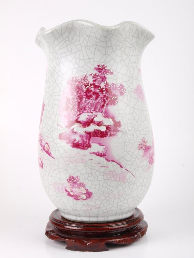 Download Frasco chinês foto de stock. Imagem de decoração, cultura - 12812840