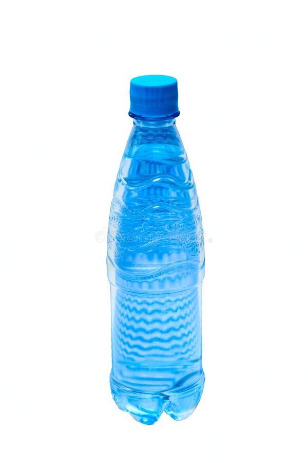 Frasco com água mineral fotos de stock