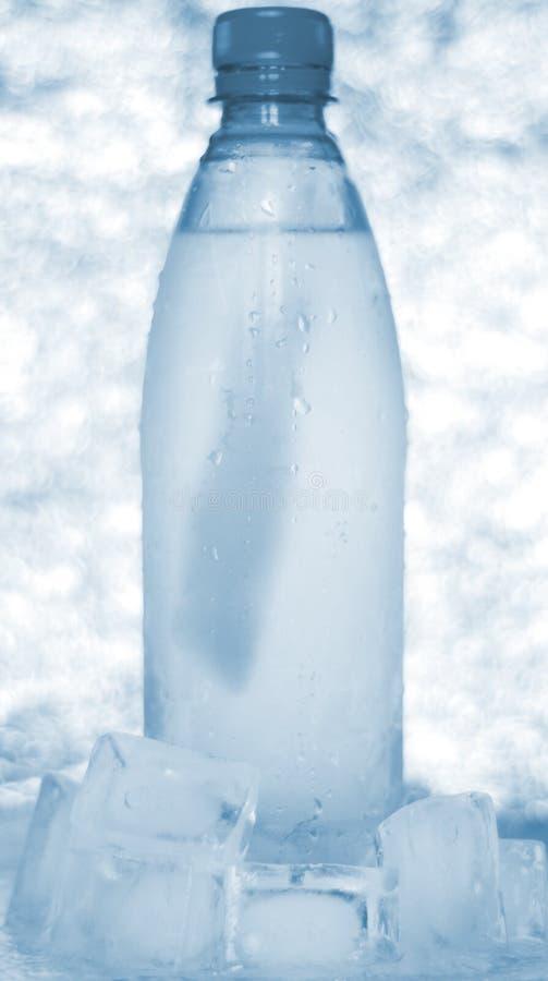 Frasco da água imagens de stock
