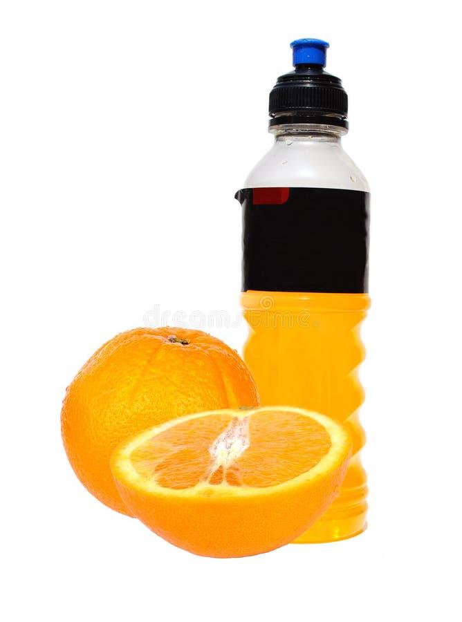Frasco da bebida imagem de stock