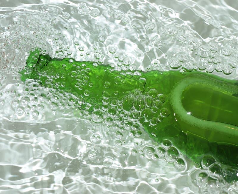 Frasco da cerveja fotos de stock royalty free