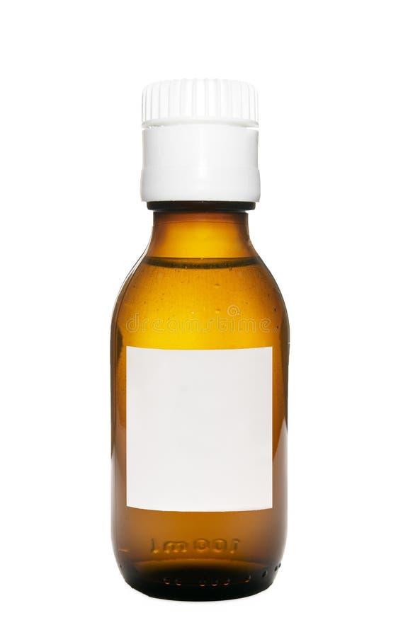 Frasco da medicina foto de stock