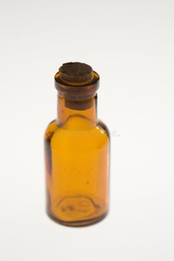 Frasco da química foto de stock