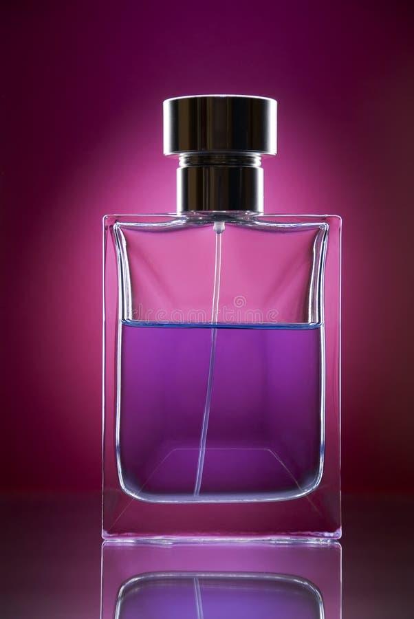 Frasco de perfume fotografia de stock royalty free