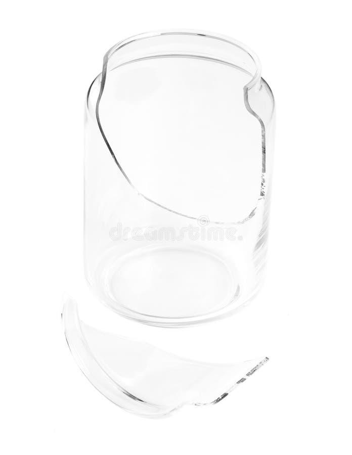 Frasco de vidro imagens de stock