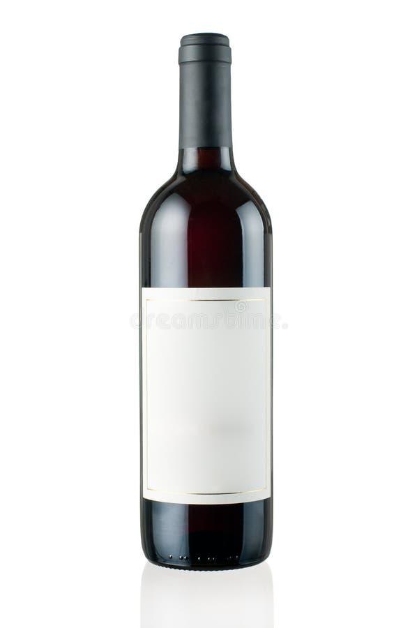 Frasco de vinho imagem de stock royalty free