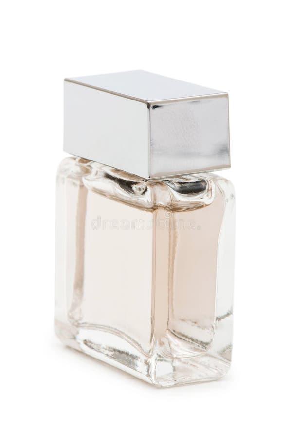Frasco do perfume isolado fotos de stock royalty free