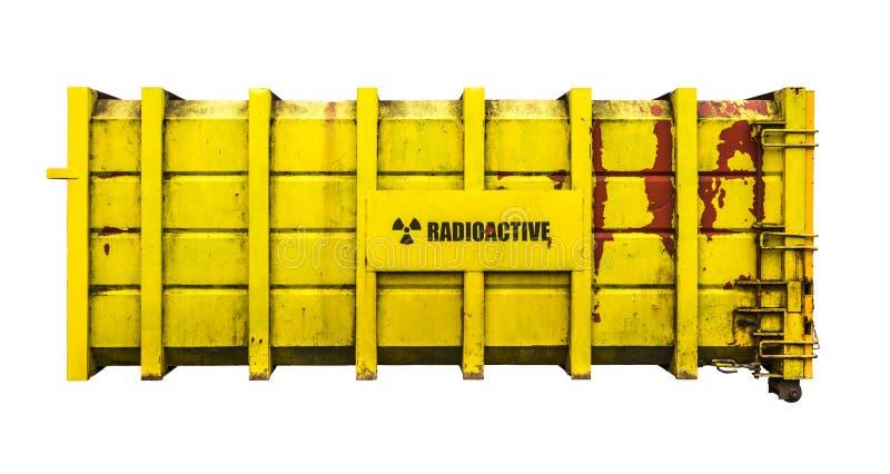 Frasco nuclear de la contención imagen de archivo libre de regalías