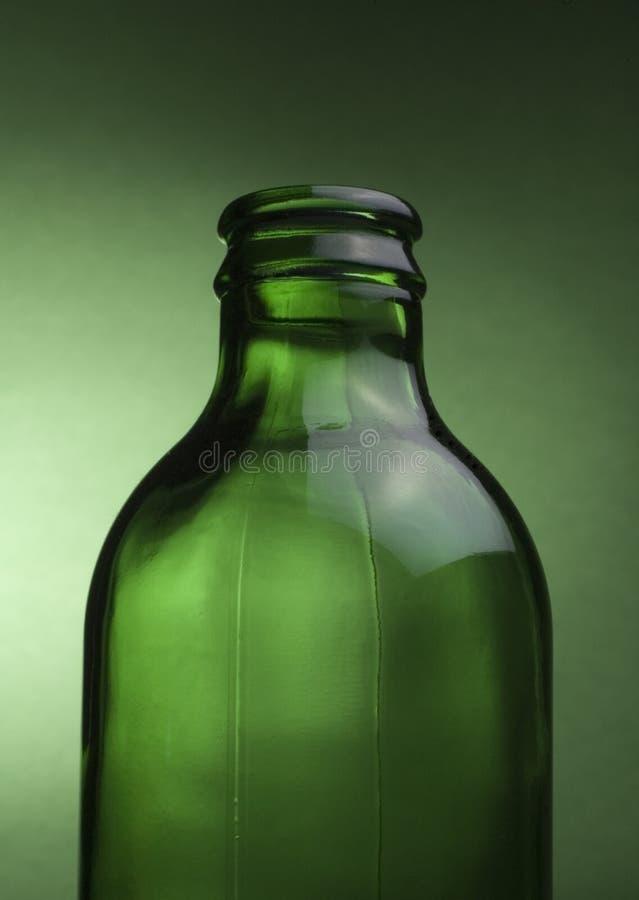 Frasco verde foto de stock royalty free