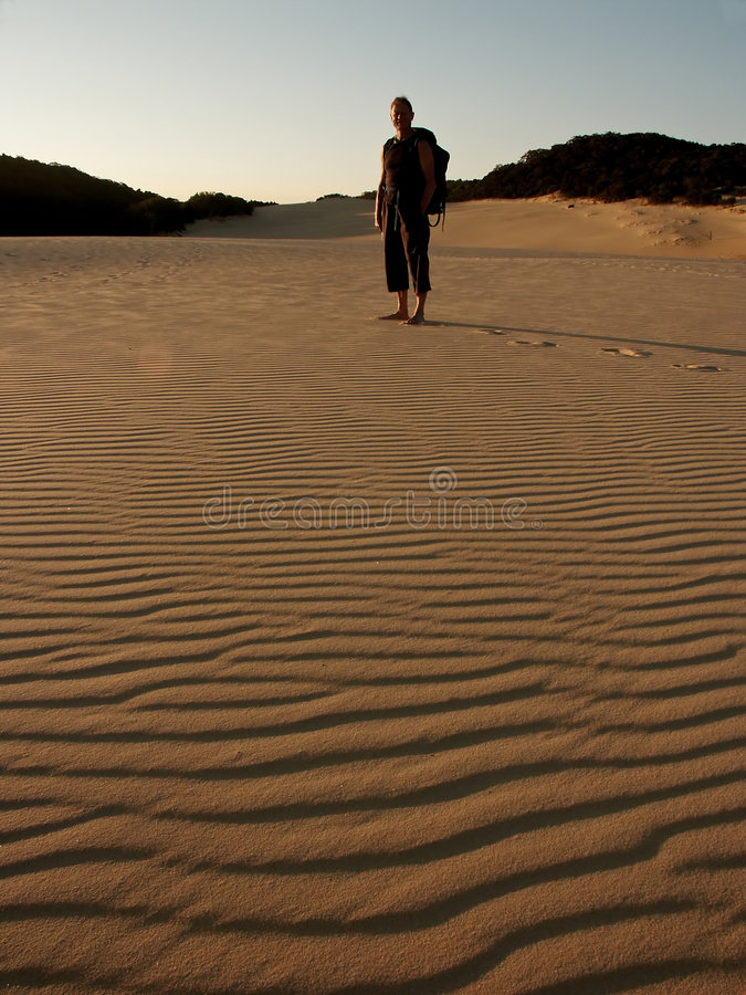 Download Fraser island stock image. Image of ripples, sand, blue - 452723