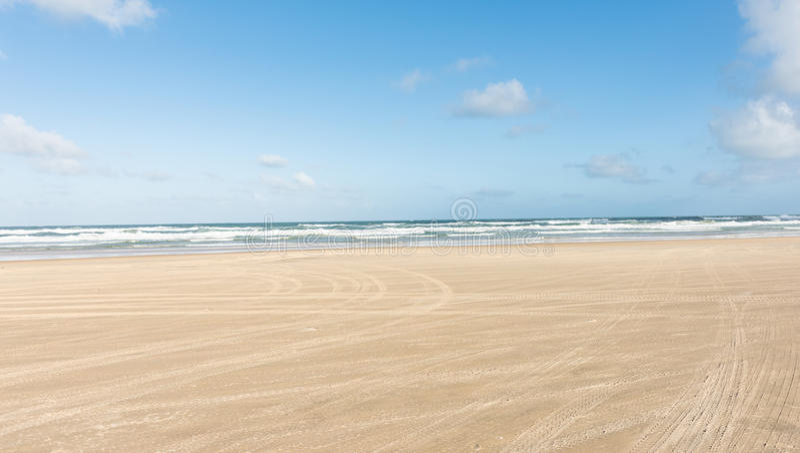Fraser Island en Queensland, Australia foto de archivo libre de regalías