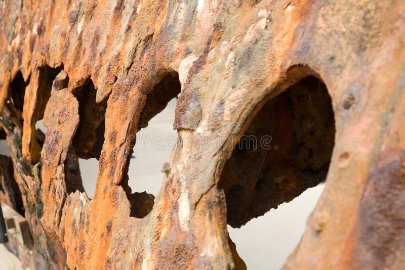 Download Fraser Island shipwreck stock image. Image of stranded - 11111013