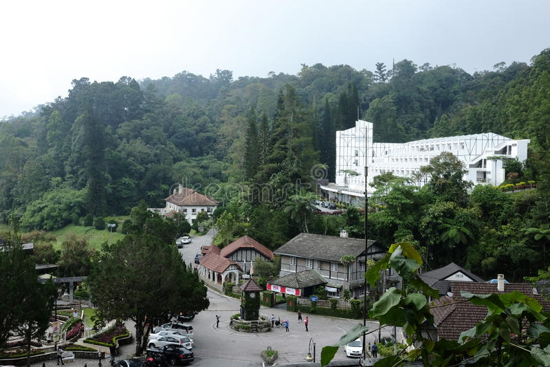 Frasers wzgórze, Malezja obrazy royalty free