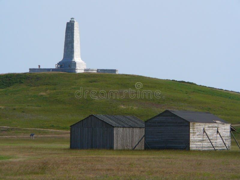 Fratelli del Wright commemorativi immagine stock libera da diritti