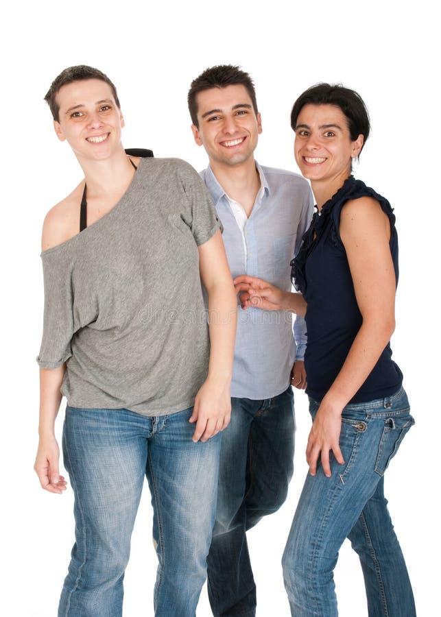 Fratello e sorelle immagini stock libere da diritti