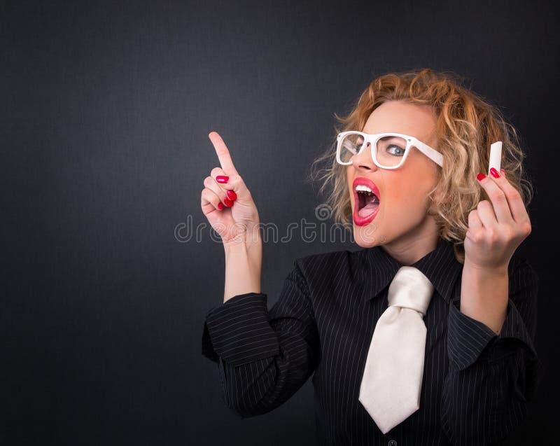 Frau lizenzfreies stockbild