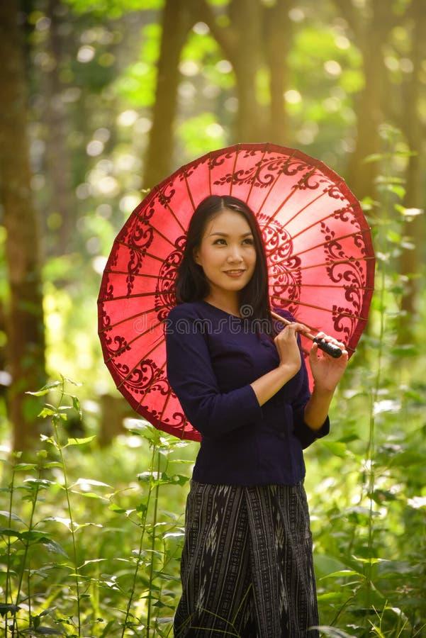 Frau thailändisch stockbilder