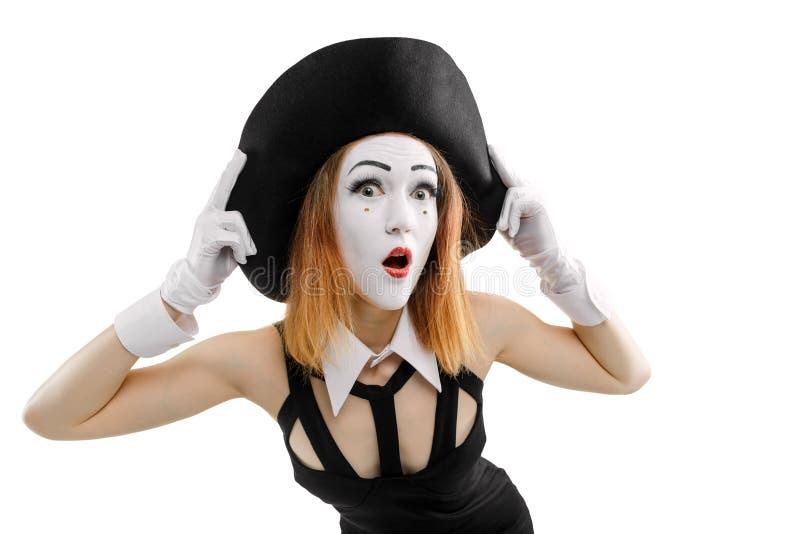 Frau vor dem Spiegel lizenzfreies stockfoto