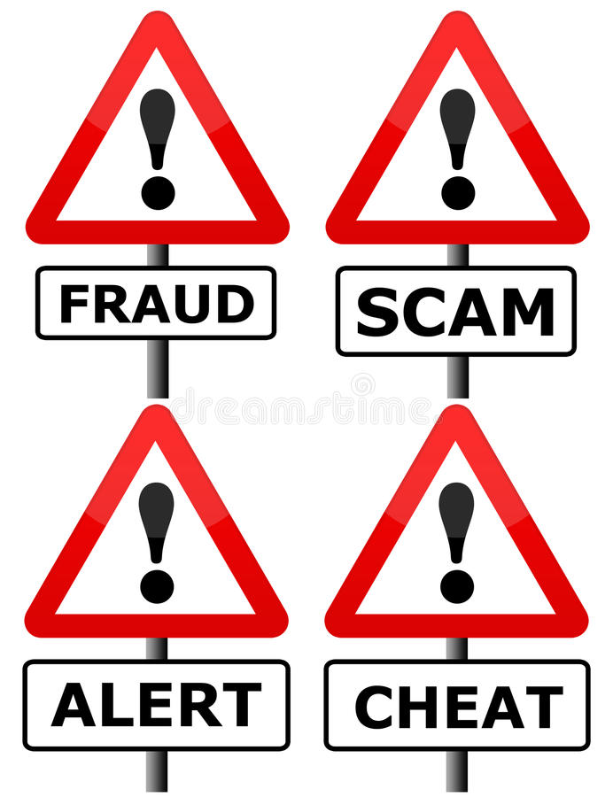 Free Fraud Stock Photo - 33594360