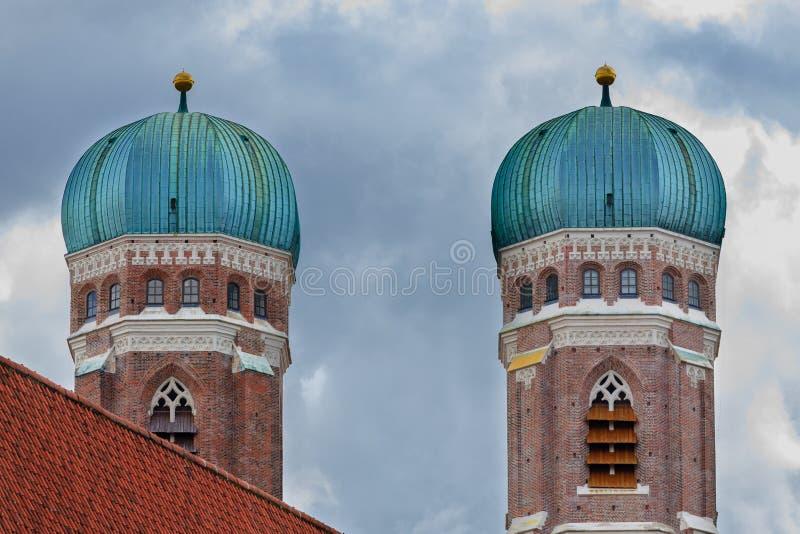 Frauen Frauenkirche fotos de archivo