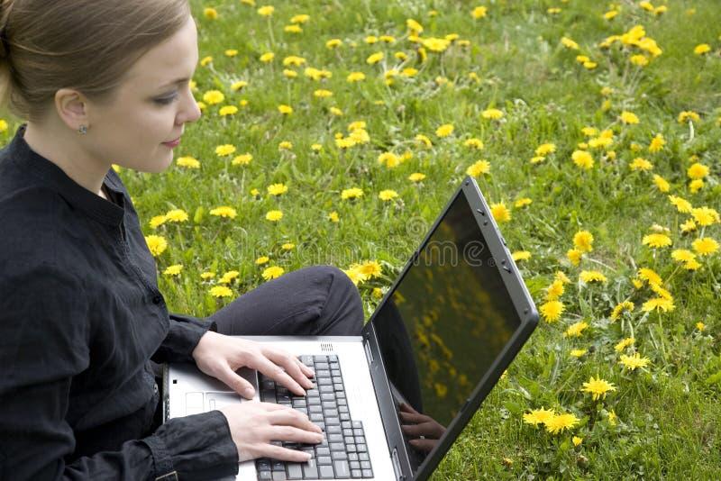 Frauen-Funktion lizenzfreie stockfotos