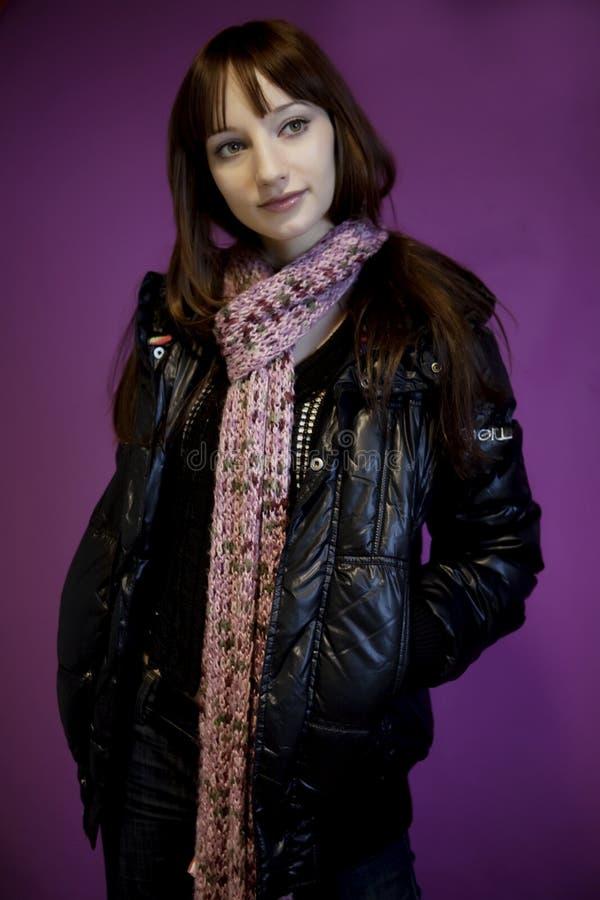 Frauen-Portrait lizenzfreie stockfotografie