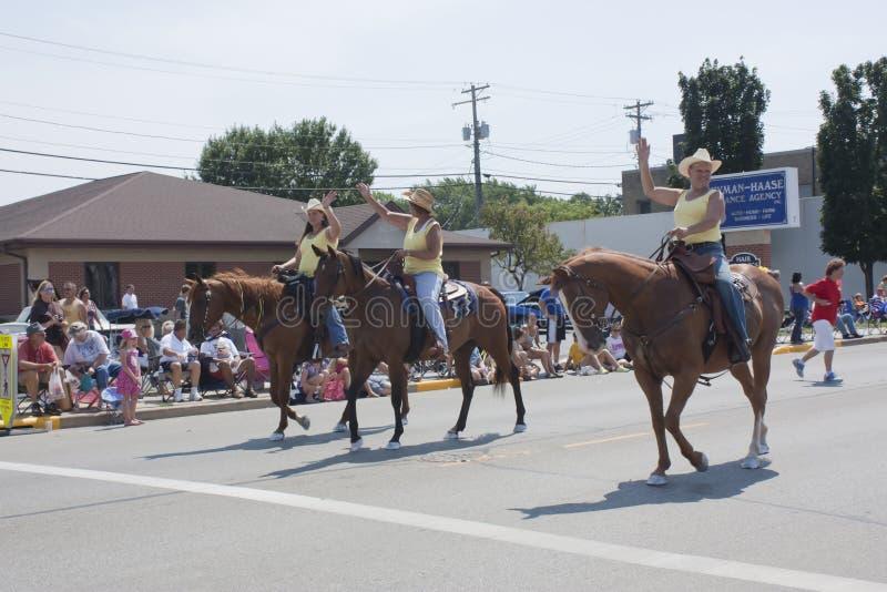 Frauen Mit Pferden