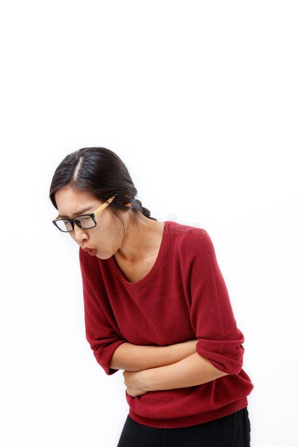 Frauen ` s Menstruation lizenzfreie stockbilder