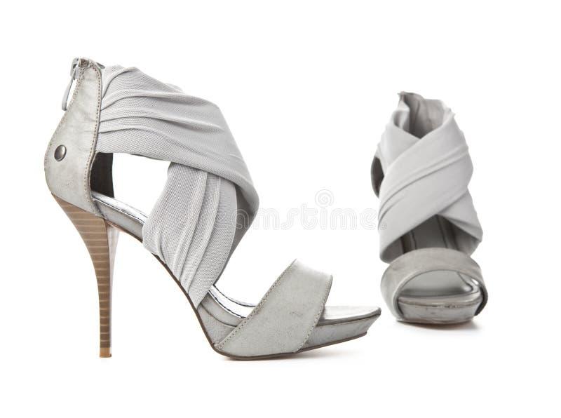 Frauen-Schuhe lizenzfreies stockfoto