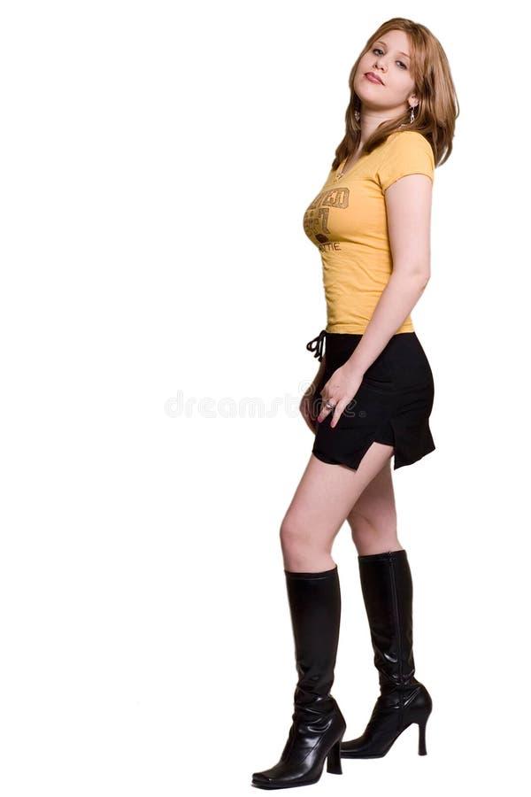 Frauenart und weise lizenzfreies stockbild