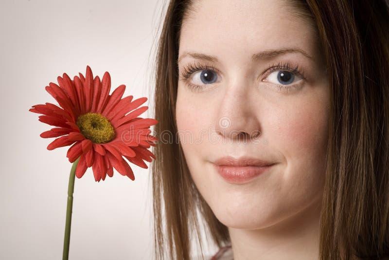 Frauenaufstellung lizenzfreies stockfoto
