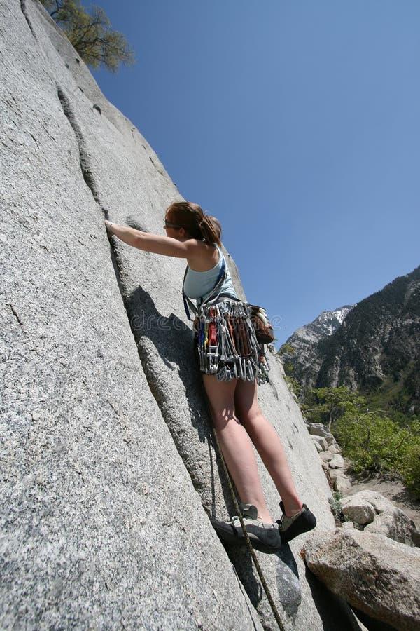 Frauenfelsensteigen lizenzfreie stockfotos