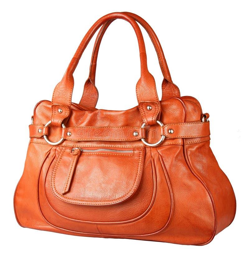 Frauenhandtasche stockbilder