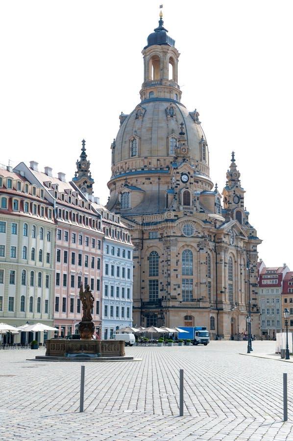 Frauenkirche In Dresden 1 Royalty Free Stock Photos