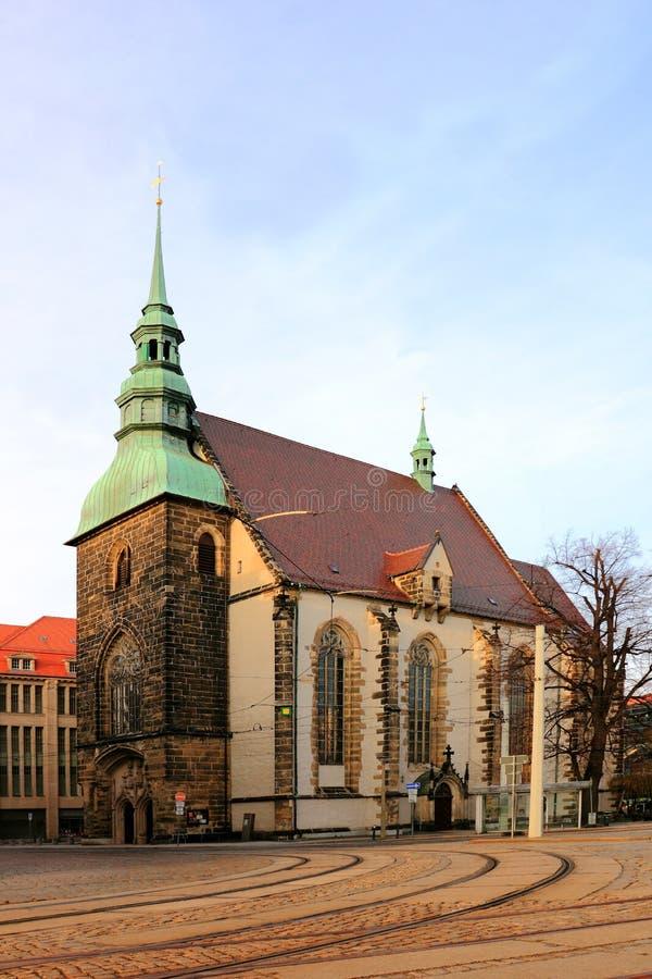 Frauenkirche in Goerlitz stock photos