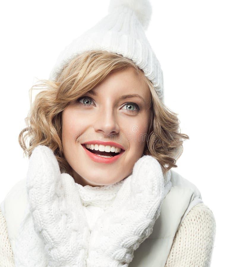 Download Frauenwinter stockbild. Bild von portrait, schuß, jahreszeit - 106803477