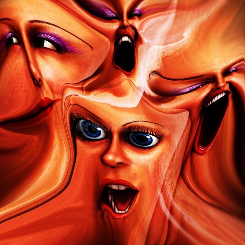 Freaky Female Emotions 19