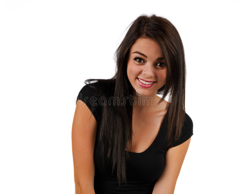 Download Freaky smile stock photo. Image of long, friend, modesty - 26626736